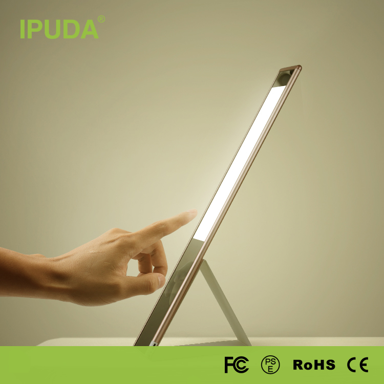Wholesale alibaba IPUDA table lamp usb with touch sensor table lamp
