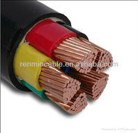 High quality low voltage 95mm2 XLPE Insulated Power Cable underground power cable