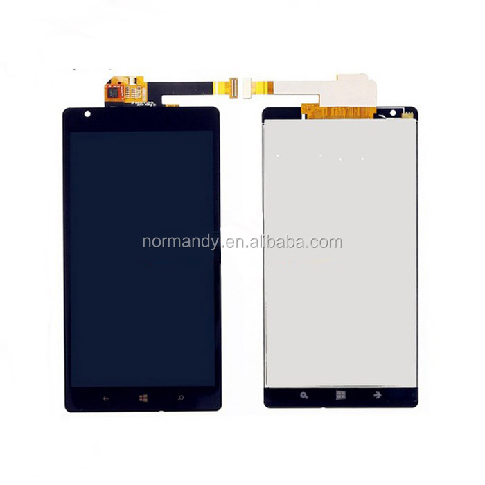 Original For Nokia n1520 LCD Display With Touch Screen Digitizer Assembly Replacement for nokia Lumia 1520 lcd assembly