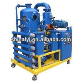 CTBU brand high vacuum Transformer oil purifier