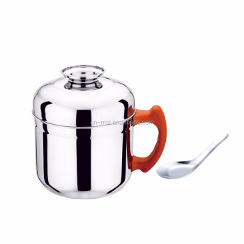 Stainless steel snack cup/food food /lunch cup