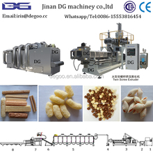 Cheese ball snack production line from Jinan DG machinery company