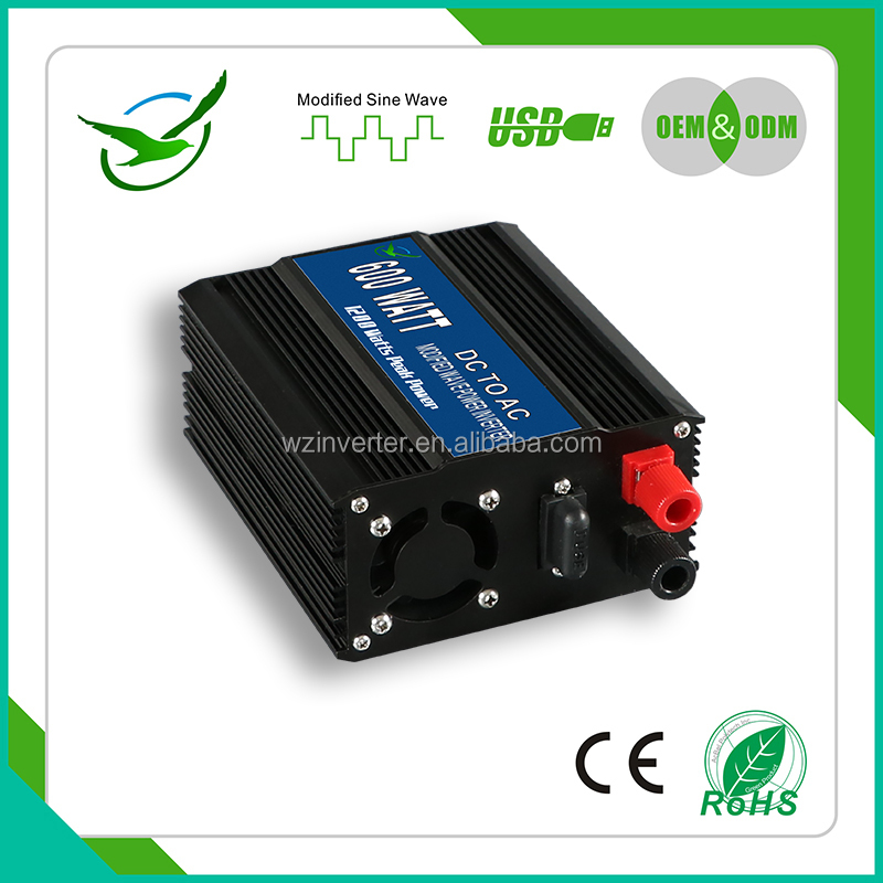 48v <strong>dc</strong> 400v ac 220v 50hz 110v 60hz micro converter 240v 12v transformer battery 220v output intelligent power inverter 600w