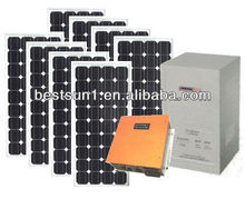 Bestsun BPS2000w solar panel container