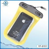 Pvc abs custom pc waterproof case for iphone5