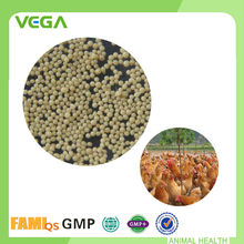 Coated Top Pharma Grade Private Label GMP & FAMI-QS Poultry Feeds