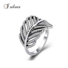 Latest leaves design 925 silver ring handmade silver jewelry R51003