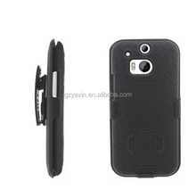 for htc one shockproof waterproof case,combo case for htc one m8