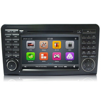 7 Inch Car DVD Player GPS Navigation system For Mercedes/Benz/GL ML CLASS W164 X164 ML350 ML450 ML500 GL320 GL450 with Canbus