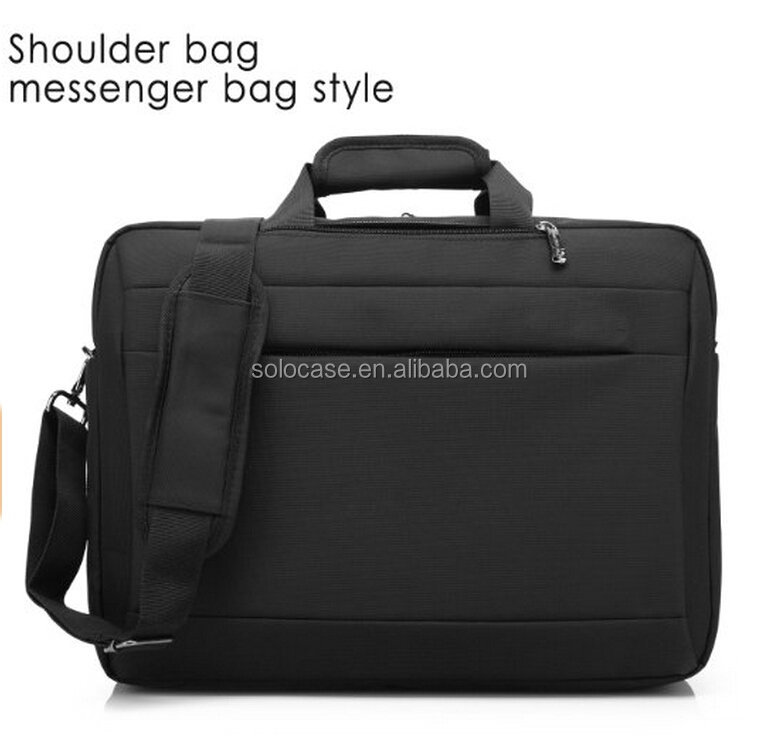 15.6 inch Multi-function Convertible Laptop Messenger Computer Bag Single-shoulder Backpack