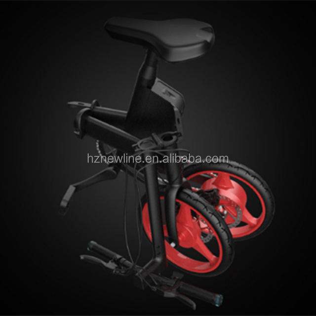 OEM 2018 folding electric bike 36v 7.8ah trinx mountain bicycle bike