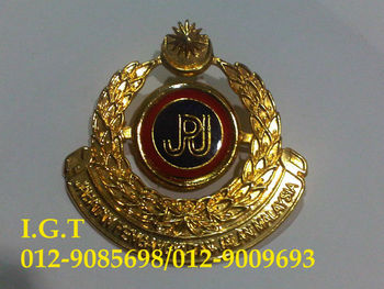 LENCANA POCKET JPJ / JPJ POCKET BADGE