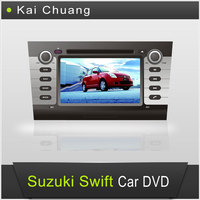 2 din Car GPS Navigation for Suzuki Swift with DVD/Bluetooth/Ipod