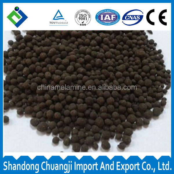 Good quality low price fulvic black urea