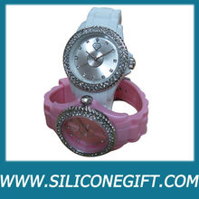 2013 new fashion silicone band watch, ic watch, newest silicone watch