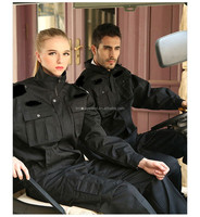 New design new tyle men's security uniform/ women's security guard uniform