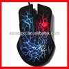 computer accessories and parts 6d optical mouse gaming C520