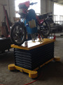 pneumatic motorcycle platform lift