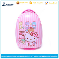 Fashion children travel trolley luggage bag scooter luggage bag for kids