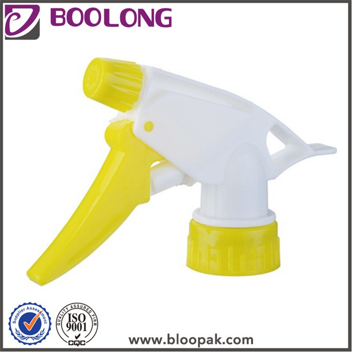 Factory sale various widely used Eco-friendly reclaimed material Plastic Garden Trigger Sprayer 28/410