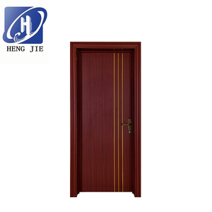 Cheap Simple Design Strong And Durable Classic WPC Bedroom Door