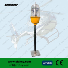 LED Heliport beacon / helipad beacon light