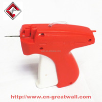 wholesale high quality security tagging and labelling gun for garment tags