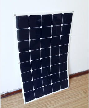 150 watt solar panel flexible cigs thin film pv solar panel for boats for pv 24v marine. Black Bedroom Furniture Sets. Home Design Ideas