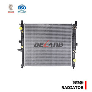 auto radiator pa66 gf30 for MERCEDES BENZ M-CLASS W163 (DL- B176A)