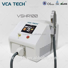 2017 new launched hair removal machine 3 handles ipl goggles with USA connector