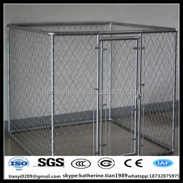 hot dipped galvanized 5ft dog kennel cage
