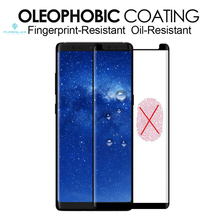 9h tempered glass screen film for samsung galaxy note 8 anti-shock glass screen protector