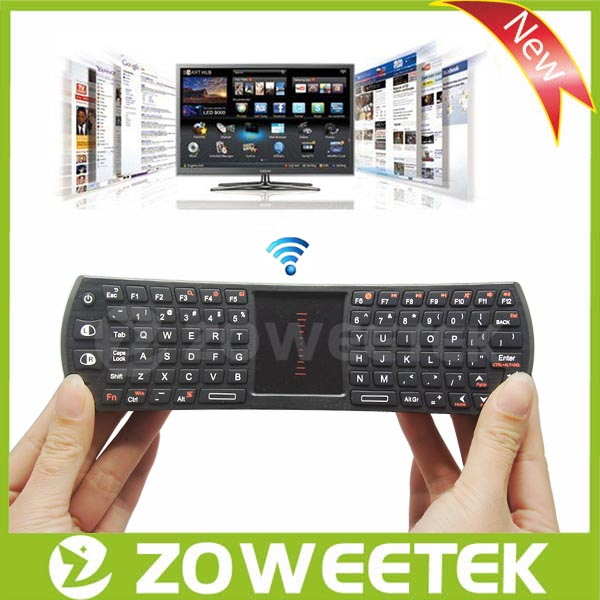 Best Mini Keyboard With Touchpad For Android TV Box