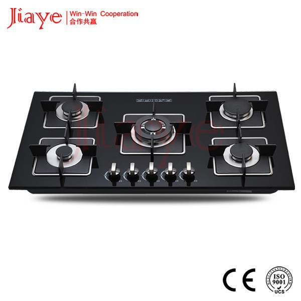 Factory price thermador gas cooktop/ gas hobs/ best gas range JY-G5026