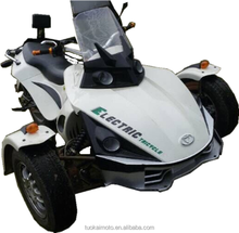 7000W Adult Electric Tricycle ATV (TKE-A7000-N)