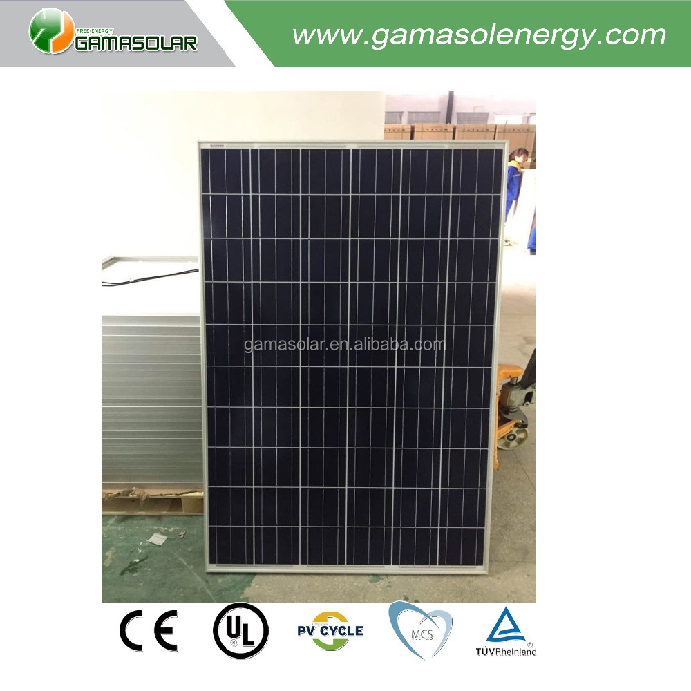 Full power range 5w~300w panel with factory direct shipping
