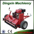 Flail mower with CE certification