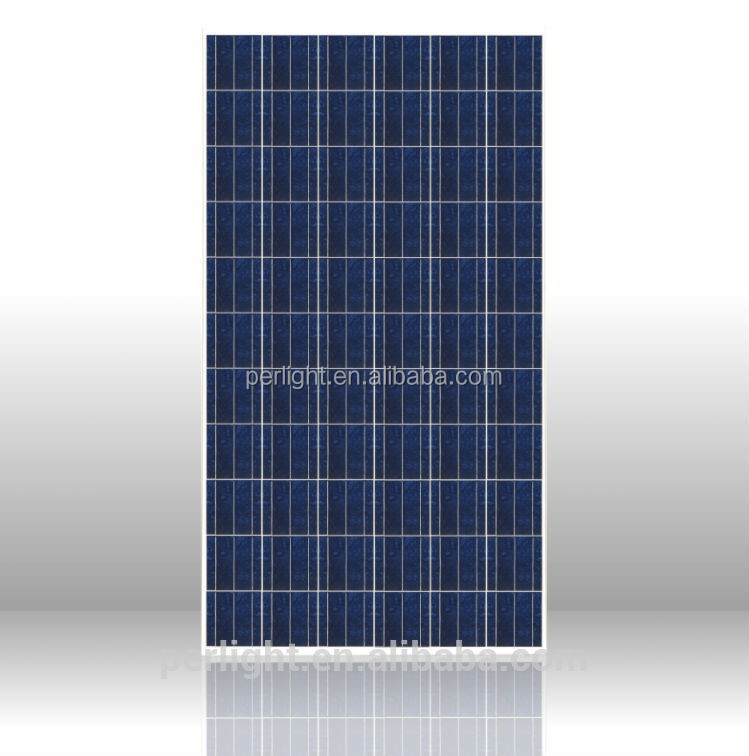 solar panel with integrated battery