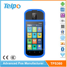 Telepower TPS360 Intelligent Fingerprint Identification Android Biometric POS Terminal for Mobile Law-enforcing