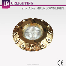 Hot selling energy saving slim rechargeable halogen led spotlight 3w
