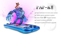 Hot selling 4.3inch video game console wholesale cheap price PAP-K3