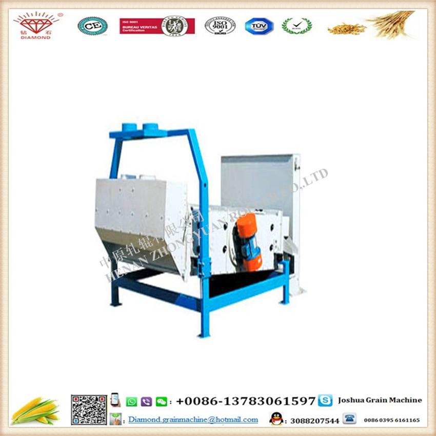 vibrating cleaning machine