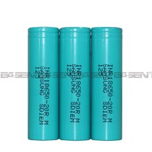 Rechargeable li ion cell 18650 3.7v 2000mah Genuine samsung 20R INR18650-20R 22A high discharge 3.7v rechargeable battery