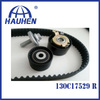 China xingtai Mechanical Spare Part Timing belt 130c17529r