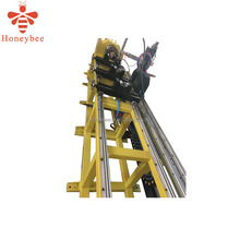 Honeybee big Capacity full automatic rotary Cutting Machines iron mild steel stainless steel copper pipe or bar