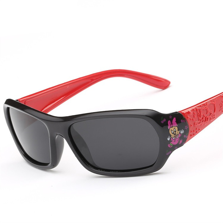 Fashion color cartoon polarized child keywords sunglasses