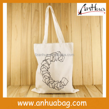 Factory Price Customize Standard Size Cotton Tote Bag