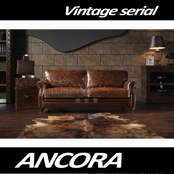 Vintage aviation sofa A103