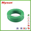 UL3350 silicone rubber wire copper wire thermo wire