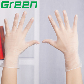 Vinyl gloves/cheap working gloves with high quality AQL1.5/2.5/4.0